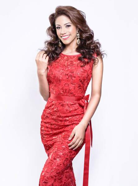 Miss Nicaragua : Sobeyda Gomez