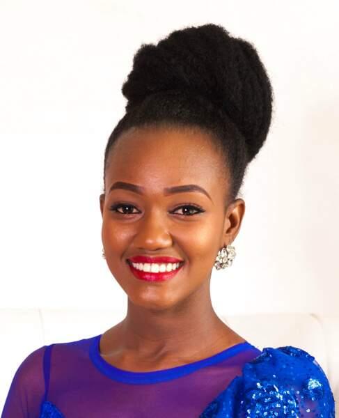Miss Sierra Leone : Sarah Tucker