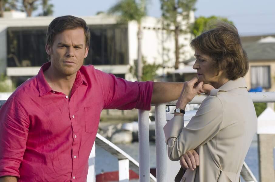 Et Michael C. Hall, la star de Dexter, a opté pour une initiale lui aussi, celle de Carlyle