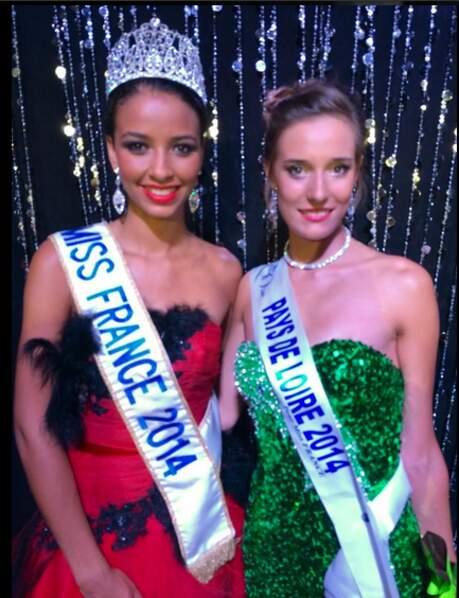 Miss Pays de Loire 2014, Flavy Facon