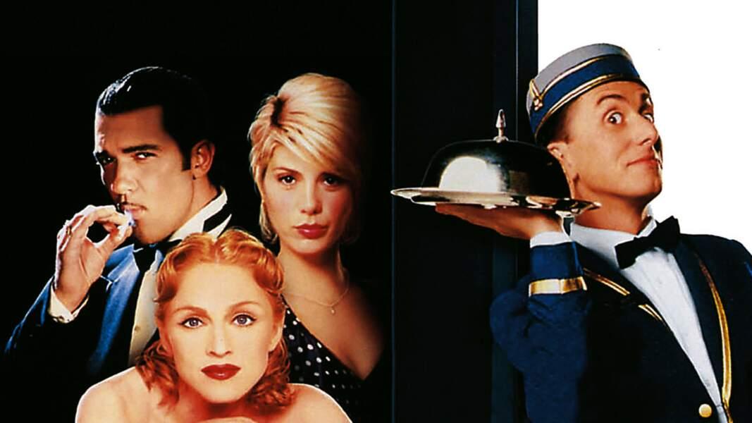 1995. Tarantino co-réalise Groom Service, film à sketches américain