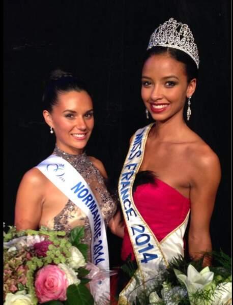 Miss Normandie 2014, Estrella Ramirez