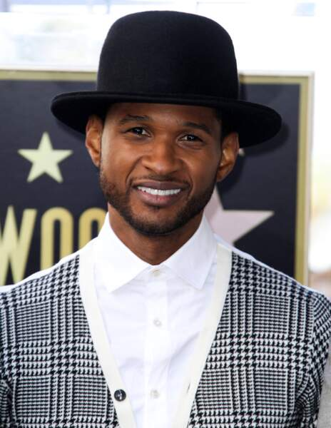 24. Usher (chanteur)