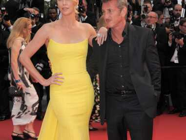 Cannes 2015 : Charlize Theron et Sean Penn amoureux, Salma Hayek rayonnante