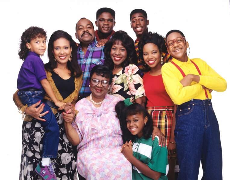Vous vous souvenez de la série La vie de famille, diffusée entre 1989 et 1998 ?