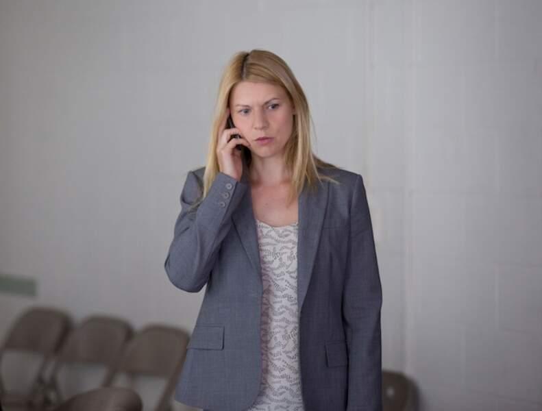 Claire Danes - Homeland, saison 2