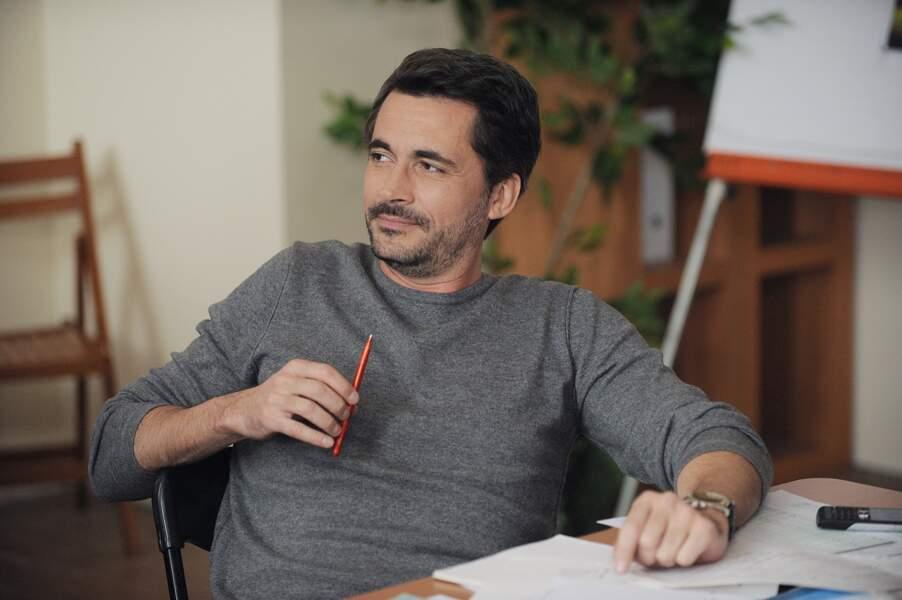 Olivier Minne (Fort Boyard) a lui joué dans la série A tort ou à raison