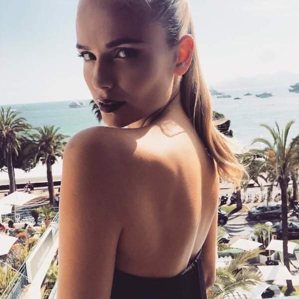 En parlant de Clara Morgane, vous ne trouvez pas que la top-model Natasha Poly lui ressemble ?