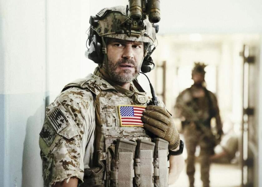 Il est désormais le héros d'une nouvelle série depuis 2017 ! Il s'agit de SEAL Team
