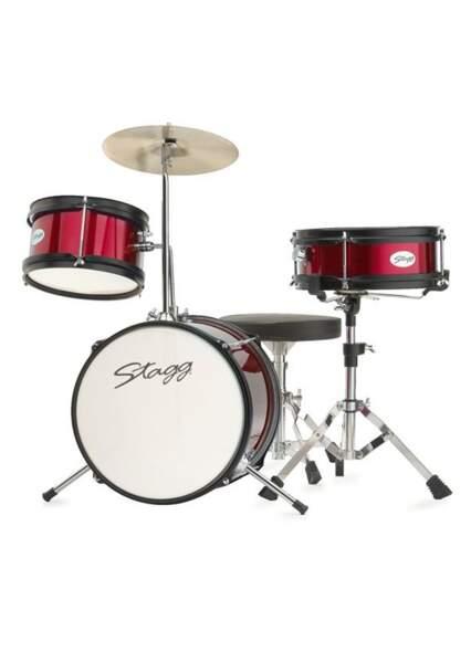 Vos enfants ont envie d'apprendre un instrument ? Offrez-leur une batterie !