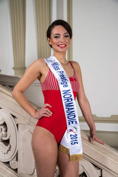 Miss Prestige Normandie, Taylor Roblin