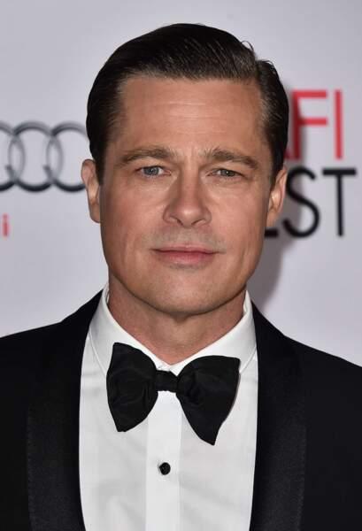 Brad Pitt, lui, n'a pas réussi à convertir sa moitié, Angelina Jolie.
