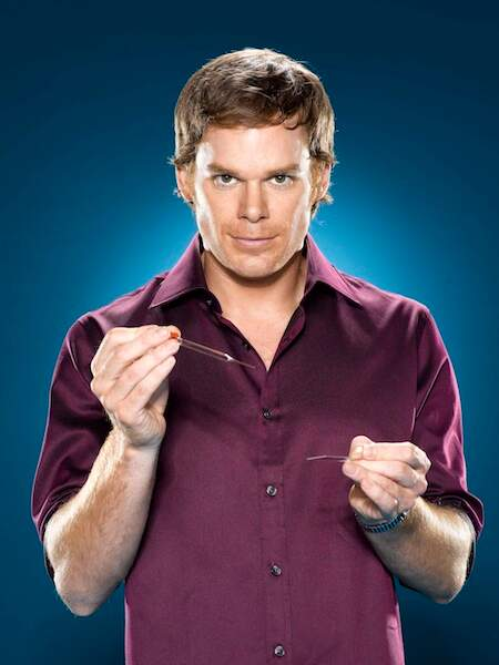 Dexter Morgan dans Dexter