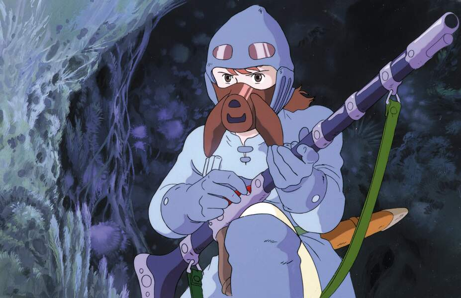 Nausicaä de la vallée du vent (1984) : Premier grand succès de Miyazaki
