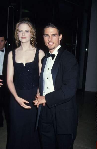 Tom Cruise et Nicole Kidman du temps de leur mariage