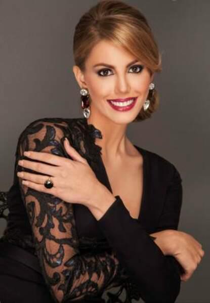 Miss Venezuela est Anyela Galante Salerno