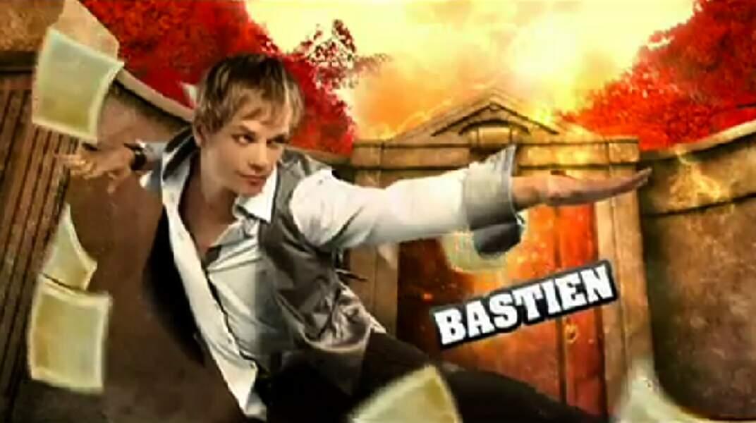 """Bastien (Saison 4). Son secret : """"Je suis mentaliste"""""""