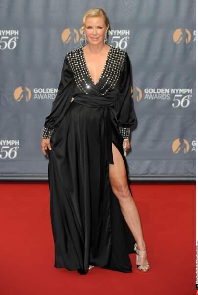Katherine Kelly Lang, la star d'Amour, gloire et beauté