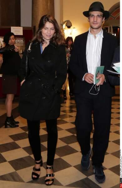 Depuis 2015 elle fréquente l'acteur Louis Garrel