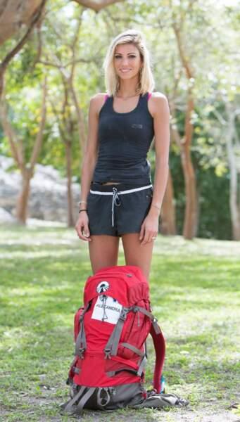 Alexandra Rosenfeld, prête pour l'aventure