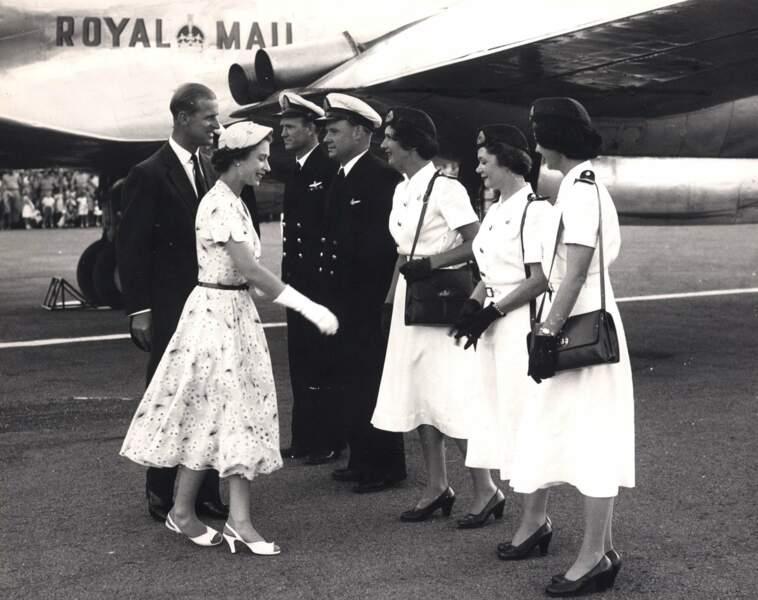 Le couple royal sera loin de Buckingham pendant près d'un an