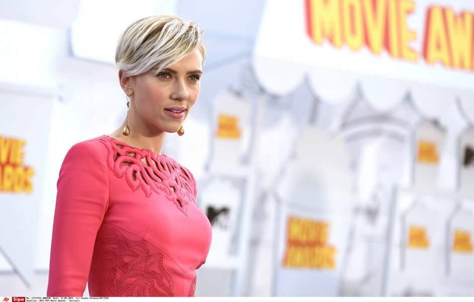 3. Scarlett Johansson avec 25 millions de $