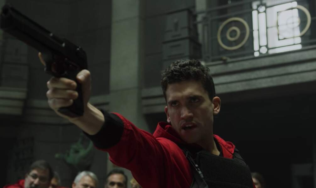 Pour incarner Denver (Jaime Lorente), John Travolta serait idéal mais il est américain