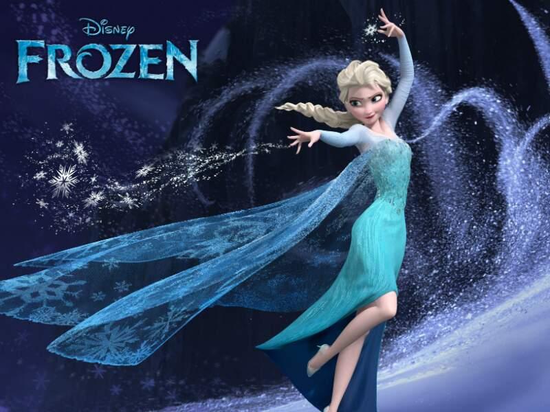 Le plus givré : La Reine des neiges 2