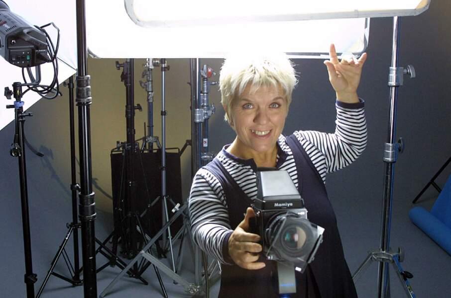 Joséphine est aussi une pro des romans photo !