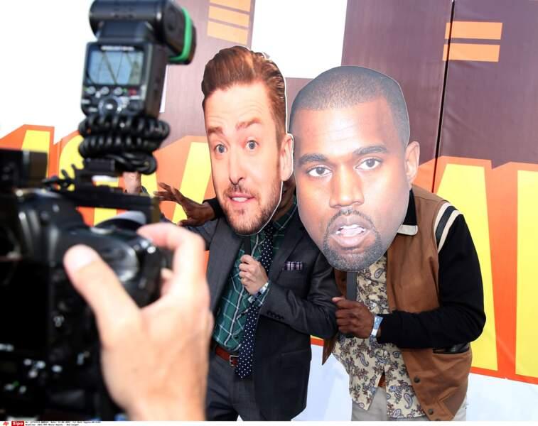 Hahaha ! Qu'est-ce qu'on déconne sur le blue carpet des MTV Movie Awards !