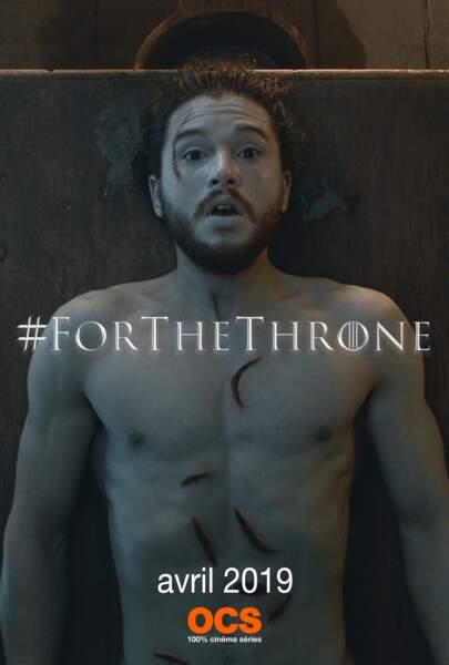 La mort de Jon Snow avait créé la stupéfaction… Mais sa résurrection était évidente pour la plupart des fans