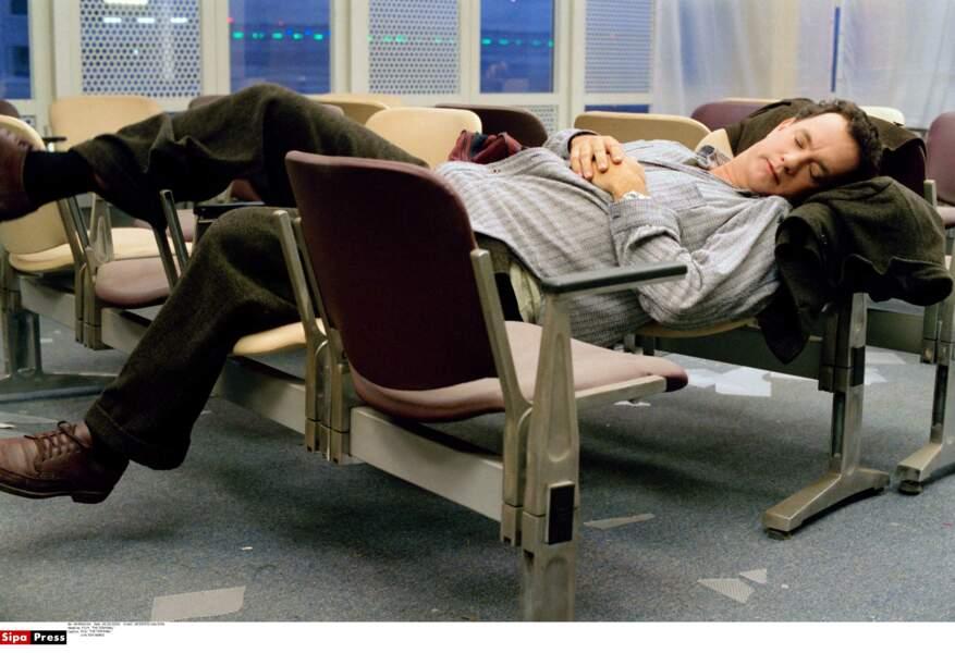 Rester coincé à l'aéroport sans possibilité de pouvoir rentrer chez soi... L'angoisse !