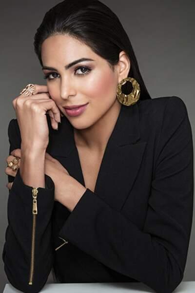 Mayra Dias, Miss Brésil