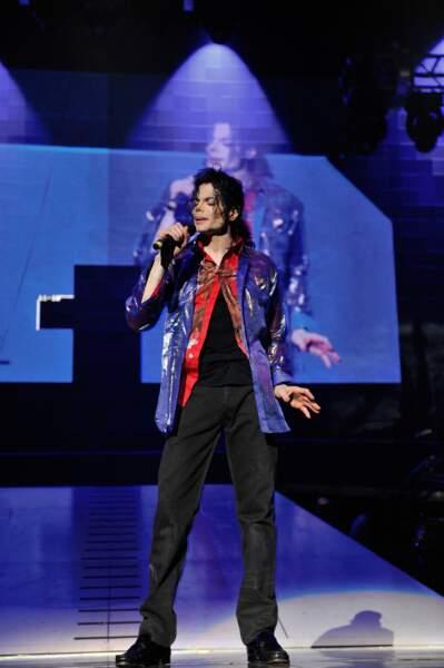 4. Michael Jackson (chanteur)