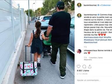 Laurent Ournac, Vanessa Demouy, Amel Bent… Les stars de la télé bouleversées par la rentrée scolaire de leurs enfants