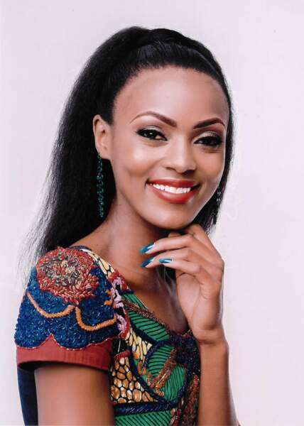 Miss Tanzanie : Elizabeth Makune