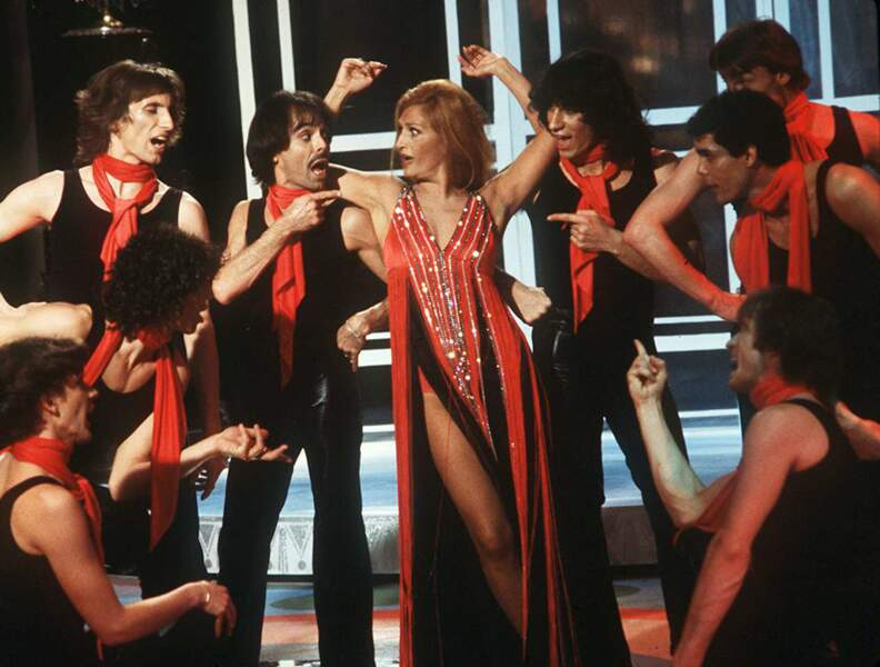"""En 1978, Dalida fait un carton avec """"Ça me fait rêver"""", un medley de ses plus grandes chansons à la sauce disco."""