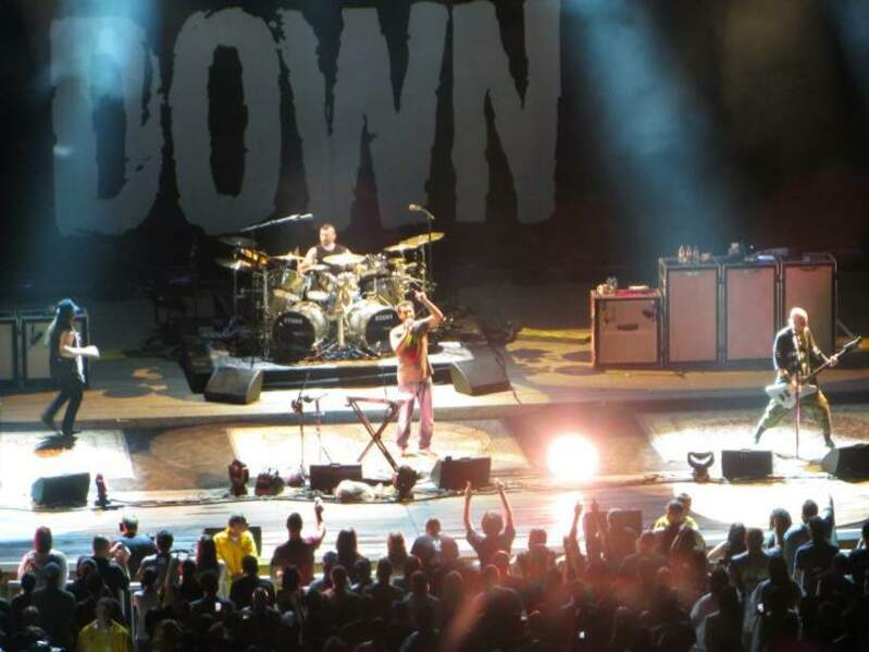 64. System of a Down (chanteurs)