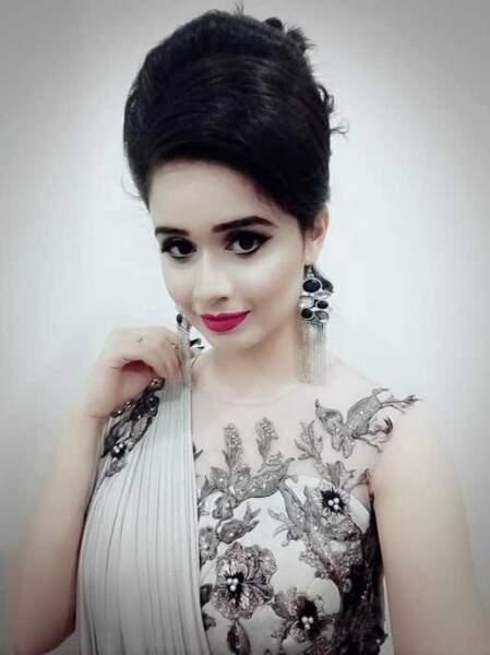 Miss Bangladesh : Jannatul Ferdous Oishee