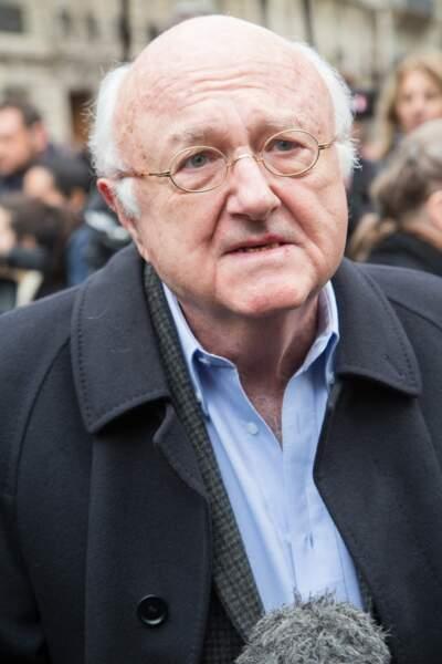 Le compositeur Vladimir Cosma