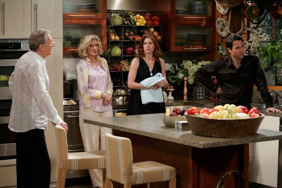 Debra Messing - Will & Grace, saison 6