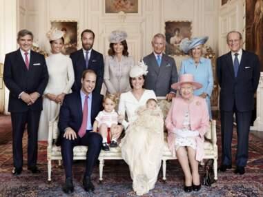 Les photos officielles du baptême de la princesse Charlotte enfin dévoilées !