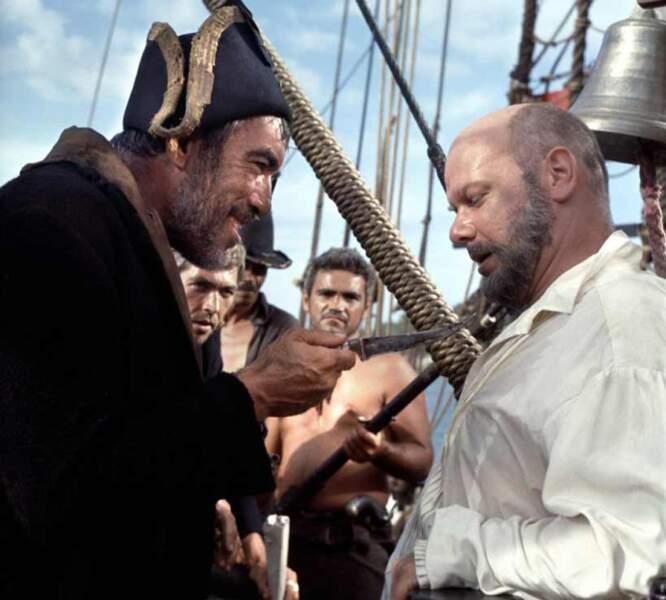 Cyclone à la Jamaïque (1965) avec Anthony Quinn