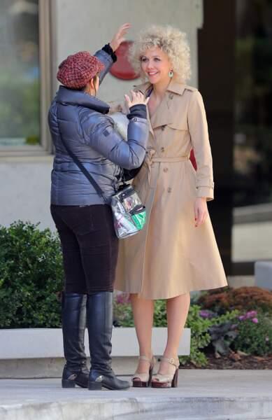 Maggie Gyllenhaal a eu combien de costumes différents ?