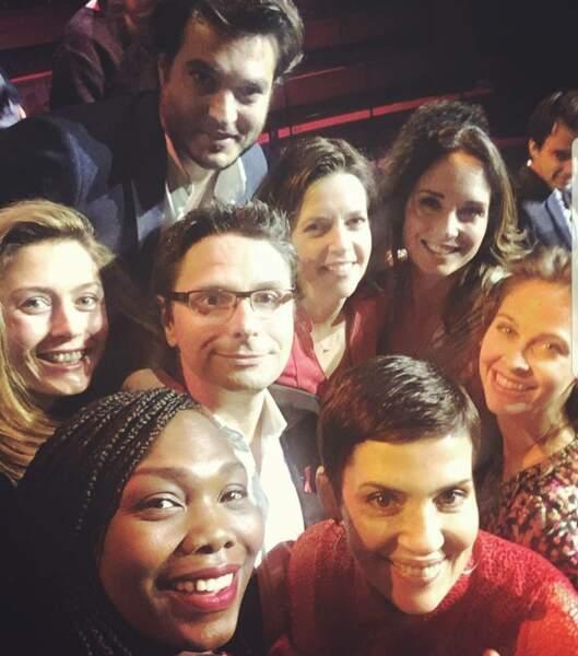 Cristina Cordula, Julia Vignali et Kareen Guiock, en voilà des collègues funs !