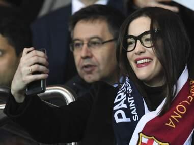 PSG/Barcelone : Liv Tyler, Patrick Bruel, Nicolas Sarkozy... les people en nombre au Parc des Princes