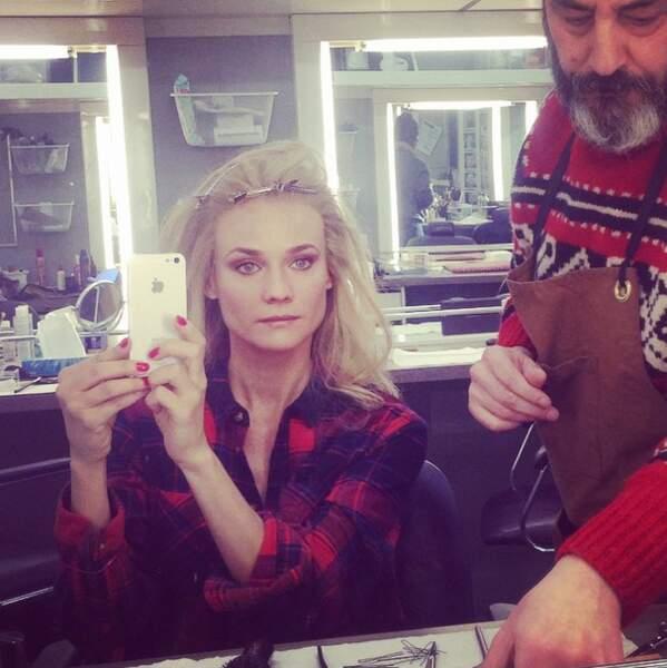 Avec au casting : Diane Kruger, évidemment !