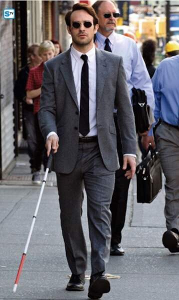 Charlie Cox - Matt Murdoch dans Daredevil