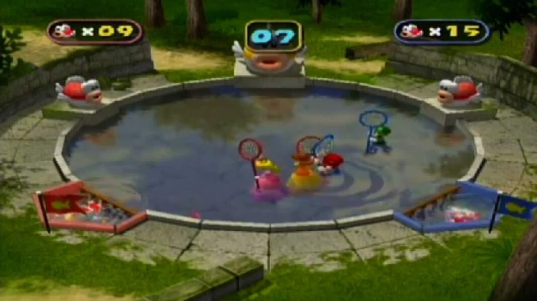 2002 - Mario Party 4 (Gamecube)