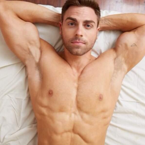 """C'est lui qui le dit : """"arrêtez de rêver au physique parfait, sortez de votre lit et venez vous entraîner avec moi"""""""